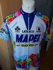 SPORTFUL MAPEI QUICK STEP LATEXCO SHIMANO COLNAGO CYCLING JERSEY SHIRT VINTAGE