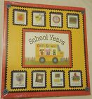 School years memory scrap book Keepsake Stores School Memories ON SALE