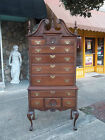 Claw Highboy 20th century