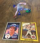 Starting Lineup 1990 GREGG JEFFERIES New York Mets NY MLB SLU Loose Figure