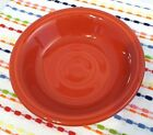 Fiesta Paprika Fruit Bowl - HLC Fiesta Small Burnt Orange Dish NWT