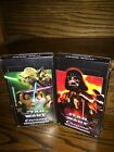 2 2015 Topps Star Wars Chrome Perspectives JEDI VS SITH HOBBY Trading Card Boxes