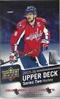 2015-16 UPPER DECK 2 HOBBY BOX PLUS A FREE BOX OF 2015-16 ULTIMATE Collection