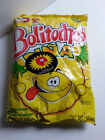 BOLITOCHAS**pineapple flavor hard candy* filled and covered with chili powder**