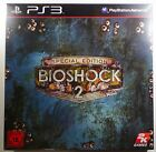 Bioshock 2 Special Collector's Edition PS3 Playstaion 3 NEU SEALED eingeschweißt