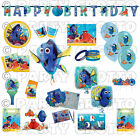 FINDING DORY Nemo Fish Birthday Party Supplies Tableware Decorations
