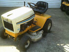 1993 Cub Cadet Used Tractor Mower Model 1430 38