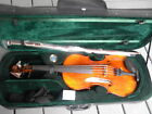 left handed viola cremona-15 inch SVA 500 with  scratch near chinrest
