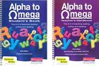 USED LN Alpha to Omega Pack Teachers Handbook and Students Book 6th Edition