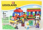 LEGO 40166 LEGOLAND Exclusive Train Set 210pcs NEW FREE SHIPPING