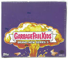 Topps GPK Garbage Pail Kids 2013 Brand New Series 3 Factory Sealed Hobby Box