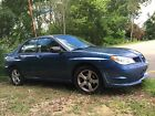 Subaru: Impreza 4dr H4 MT below $3500 dollars