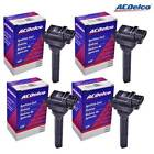 Set 4 ACDelco BS C1159 High Performance Ignition Coil For Chevrolet