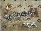 2013-14 In The Game (ITG) Enforcers 2 Hockey Hobby Box -7 Hits Per Box