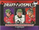 2012-13 ITG Draft Prospects Hockey Hobby Box -5 Hits Per Box