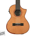 Kala Tenor Ukulele Solid Cedar Rosewood Comfort Edge UK 300 Florentine Cut away