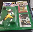 STARTING LINEUP ACTION FIGURE, STEELERS, BARRY FOSTER, SUPERSTAR COLLECTIBLE
