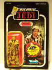 Star Wars ROTJ Han Solo in Trench Coat Carded 1984