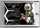 Robert Griffin III autographed rookie 2012 Exqusite Black football card 16 65