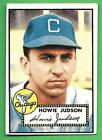 1952 Topps #169 Howie Judson *** EX 5 *** CHICAGO WHITE SOX ** old baseball card