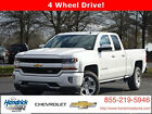 Chevrolet: Silverado 1500 4WD below $1100 dollars