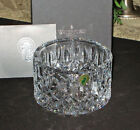 Waterford LISMORE Wine / CHAMPAGNE  COASTER  - new - Boxed