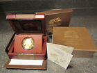 2009 W 1oz American Proof Gold Buffalo w Box and Cert