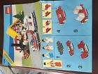 Lego 6388 Holiday Home with Caravan (1987) *RARE * Classic Vintage Town