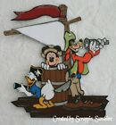 DISNEY TOM SAWYER ISLAND Printed Paper Piece for Scrapbook Pages SSFFDeb