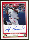 Ryan Howard 2005 Upper Deck Signatures #H01 Phillies Auto 9667 Mint