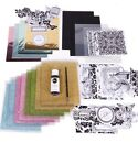 Anna Griffin MINC FLORAL Assortment with Toner Sheets  Foil Transfer Paint NEW