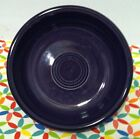 Fiesta Retired Plum Small Bowl - Dark Purple Fiestaware 14 oz Cereal Bowl
