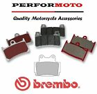 Brembo Carbon Ceramic Front Brake Pads Yamaha RD125 LC YPVS 85-87