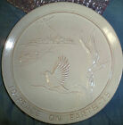 Frankoma Christmas Plate 1975 Peace on Earth