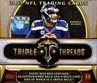 2015 Topps Triple Threads Football Factory Sealed Hobby Box