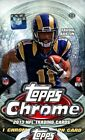2013 Topps Chrome Football Factory Sealed Hobby Box - 1 Rookie Auto in Every Box