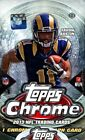 2013 Topps Chrome Football Factory Sealed 12 Box Hobby Case - 12 RC Autos per cs