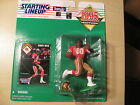 Starting Lineup Figure - Jerry Rice- San Francisco 49ers -1995 w/ Collector Card