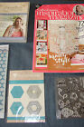 Crafters Companion Idea Magazine 3 with Accessories Summer Edition new other