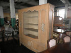 Handpainted Country French Bookcase,Shelves, Wall Unit,China Cabinet, Rare  349A