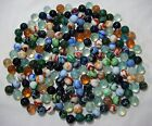 LOT OF VINTAGE WEST VIRGINIA SWIRL MARBLES *ALLEY, RAVENSWOOD, CHAMPION ETC.