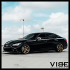 20 VELGEN CLASSIC5 BRONZE CONCAVE WHEELS RIMS FITS INFINITI Q50 SEDAN