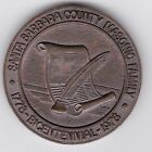 SANTA BARBARA COUNTY MASONIC FAMILY BICENTENNIAL COIN TOKEN 1776-1976