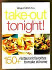 Weight Watchers Take Out Tonight 150 Restaurant Favorites make at home COOKBOOK