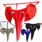 Funny Men Male's Sexy Elephant Underwear Pouch Briefs Thongs G string Lover Gift