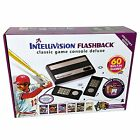 IntelliVision Flashback Classic Game Console Deluxe Collector''s Edition