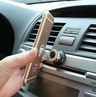 Universal 360 Rotating Car Sticky Magnetic Stand Holder For Cellphone GPS AB 01