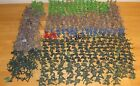 HUGE Army Men / Toy Soldier Lot HUNDREDS of Figures  FREE SHIPPING
