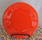 Fiestaware Poppy Dinner Plate - Fiesta HLC Orange 10.5