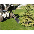 Quick Spade Skid Steer Tractor Digger Trencher Loader FORK Attachment
